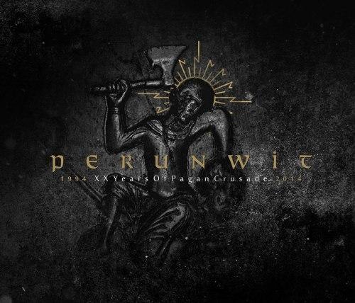PERUNWIT - 1994-2014: XX Years Of Pagan Crusade Digi-CD Pagan Metal