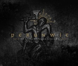 PERUNWIT - 1994-2014: XX Years Of Pagan Crusade Digi-CD Pagan Metal