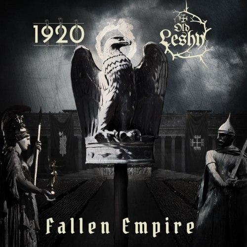 OLD LESHY / 1920 - Fallen Empire Digi-CD Heathen Metal