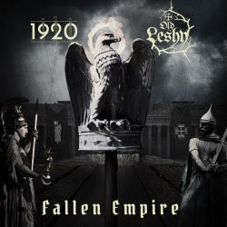 OLD LESHY / 1920 - Fallen Empire Digi-CD Heathen Metal