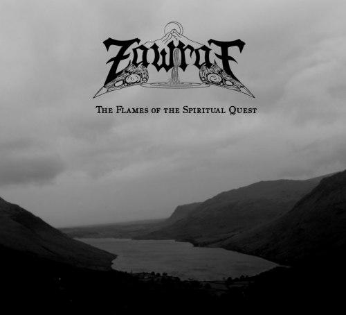 ZAWRAT - The Flames of the Spiritual Quest Digi-MCD Blackened Metal