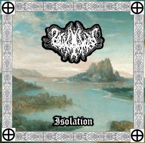 LASCOWIEC - Isolation CD Heathen Metal