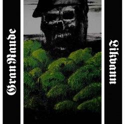 LIKVANN / GRANRAUDE - Split CD Heathen Metal