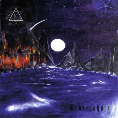 IC REX - Vedenjakaja Gatefold DLP Black Metal