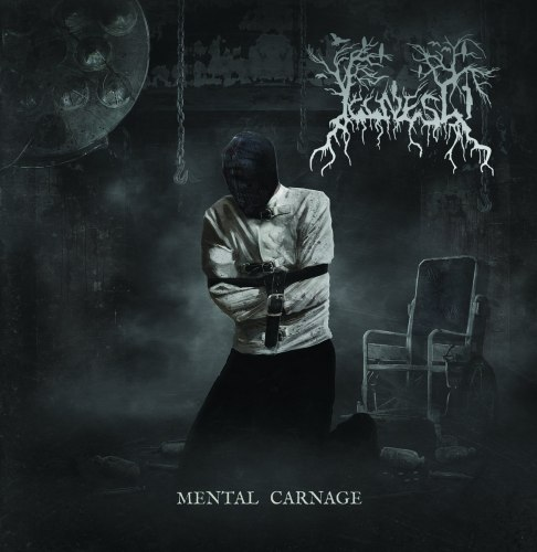 ILLNESS - Mental Carnage CD Industrial Metal