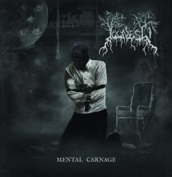 ILLNESS - Mental Carnage CD Industrial Metal