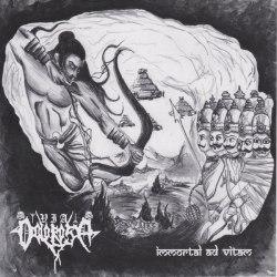 VIA DOLOROSA - Immortal Ad Vitam CD NS Metal