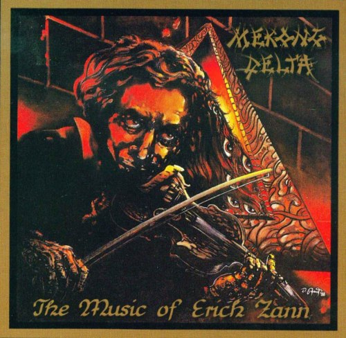 MEKONG DELTA - The Music Of Erich Zann Digi-CD Progressive Thrash Metal