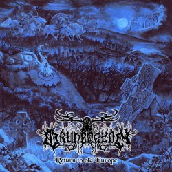 DRUNEMETON - Return To Old Europe CD Pagan Metal
