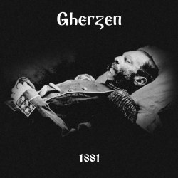 GHERZEN - 1881 CD Atmospheric Heathen Metal