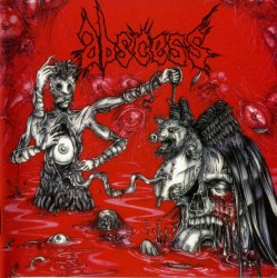 ABSCESS - Thirst For Blood, Hunger For Flesh CD Death Metal
