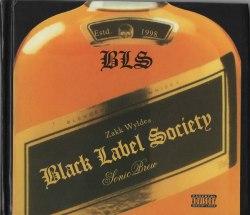 BLACK LABEL SOCIETY - Sonic Brew Digi-CD Stoner Rock