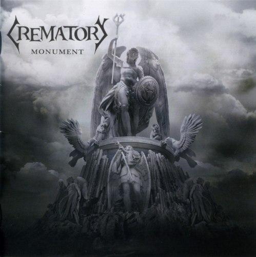 CREMATORY - Monument CD Gothic Metal
