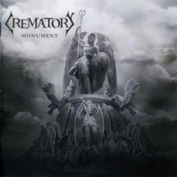 CREMATORY - Monument CD Gothic Metal