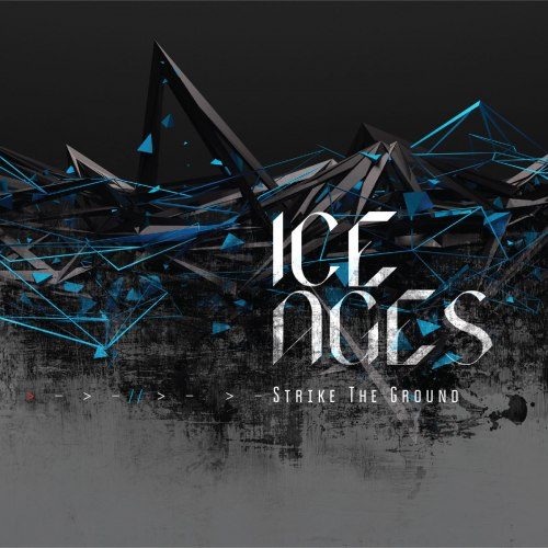 ICE AGES - Strike The Ground Digi-CD Industrial Ambient