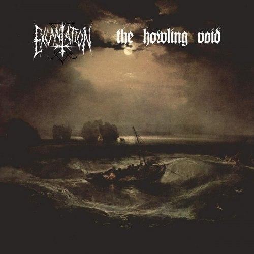 EXCANTATION / THE HOWLING VOID - Split Digi-CD Funeral Doom Metal