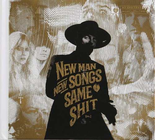 ME AND THAT MAN - New Man, New Songs, Same Shit, Vol.1 CD Dark Rock