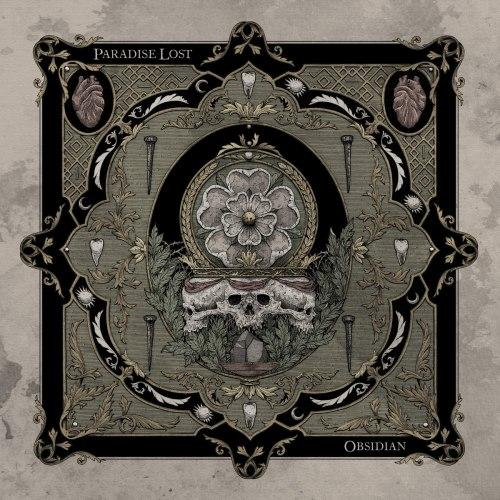 PARADISE LOST - Obsidian Digi-CD Death Doom Metal