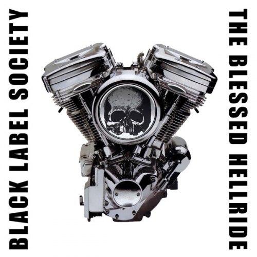 BLACK LABEL SOCIETY - The Blessed Hellride CD Stoner Metal