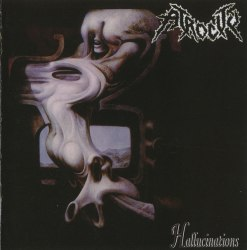 ATROCITY - Hallucinations CD Death Metal
