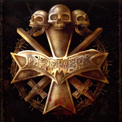 DISMEMBER - Dismember CD Death Metal