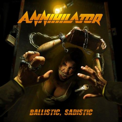 ANNIHILATOR - Ballistic, Sadistic CD Thrash Metal