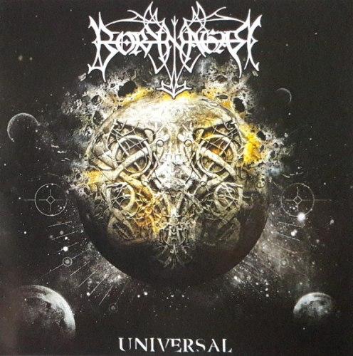 BORKNAGAR - Universal CD Progressive Nordic Metal