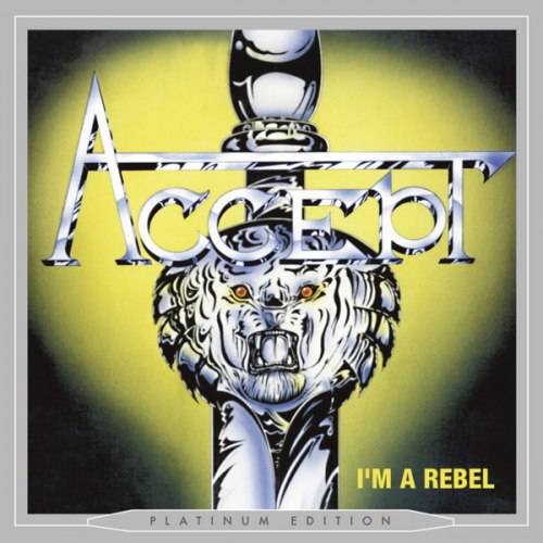 ACCEPT - I'm A Rebel CD Heavy Metal