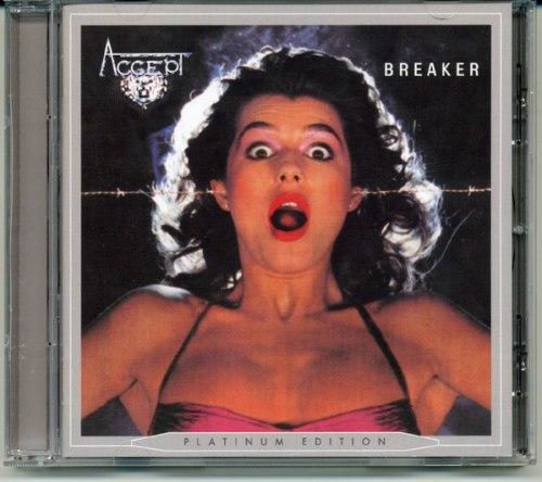 ACCEPT - Breaker CD Heavy Metal