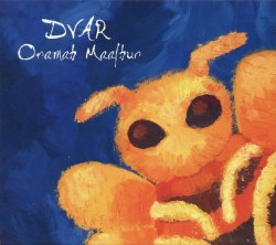 DVAR - Oramah Maalhur CD Experimental Music