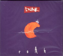 DVAR - Roah CD Experimental Music
