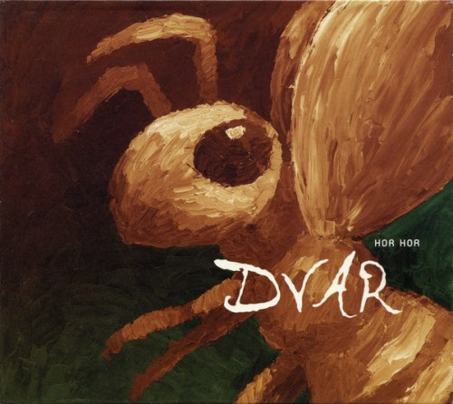 DVAR - Hor Hor CD Experimental Music
