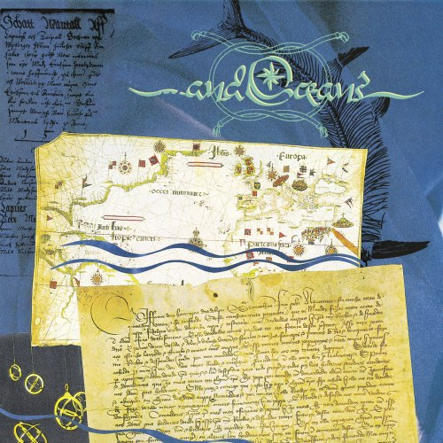 ...AND OCEANS - The Dynamic Gallery Of Thoughts CD Avantgarde Metal
