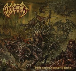 SINISTER - Deformation Of The Holy Realm CD Death Metal