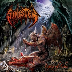 SINISTER - Legacy of Ashes CD Death Metal