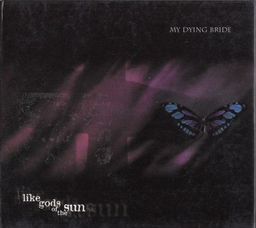MY DYING BRIDE - Like Gods of the Sun Digi-CD Doom Death Metal