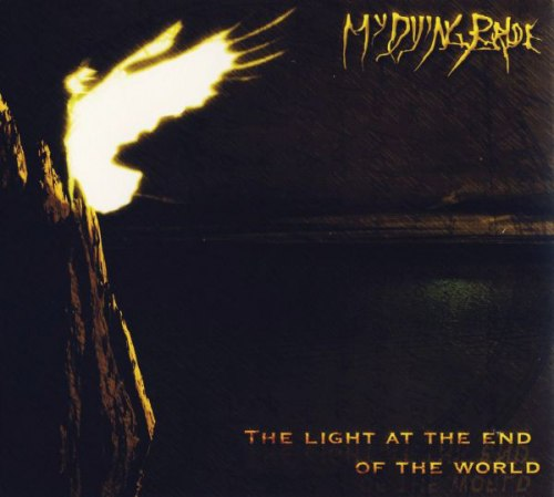 MY DYING BRIDE -The Light At The End Of The World Digi-CD Doom Death Metal