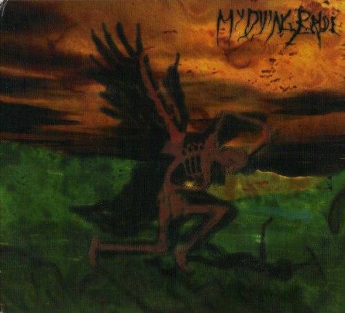 MY DYING BRIDE - The Dreadful Hours Digi-CD Death Doom Metal
