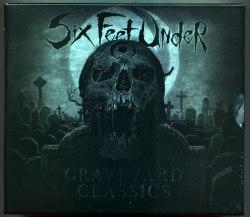 SIX FEET UNDER - Graveyard Classics 4CD Boxed Set Death Metal