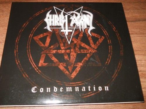 CHRIST AGONY - Condemnation Digi-CD Blackened Metal