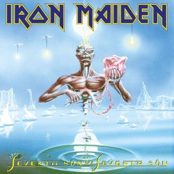 IRON MAIDEN - Seventh Son Of A Seventh Son CD Heavy Metal