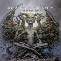 HYPOCRISY - End Of Disclosure CD MDM