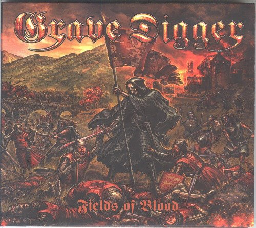 GRAVE DIGGER - Fields Of Blood Digi-CD Heavy Metal