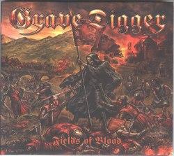 GRAVE DIGGER - Fields Of Blood Digi-CD Heavy Metal