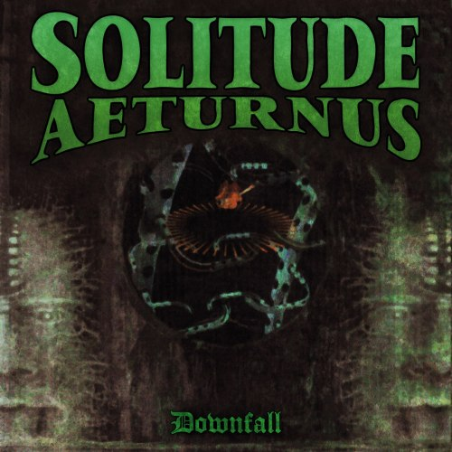 SOLITUDE AETERNUS - Downfall CD Doom Metal