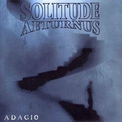 SOLITUDE AETERNUS - Adagio CD Doom Metal