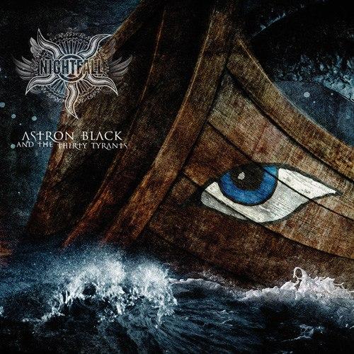 NIGHTFALL - Astron Black And The Thirty Tyrants CD Symphonic Metal