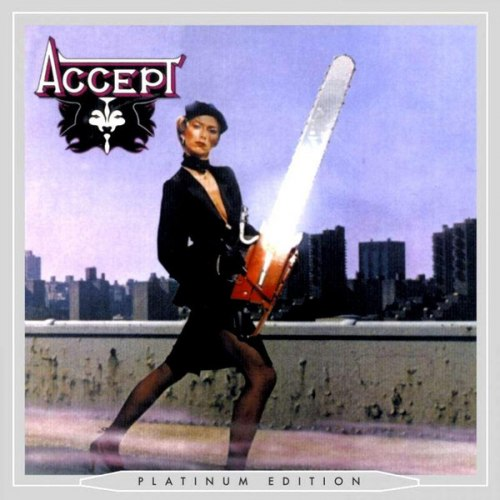 ACCEPT - Accept CD Heavy Metal