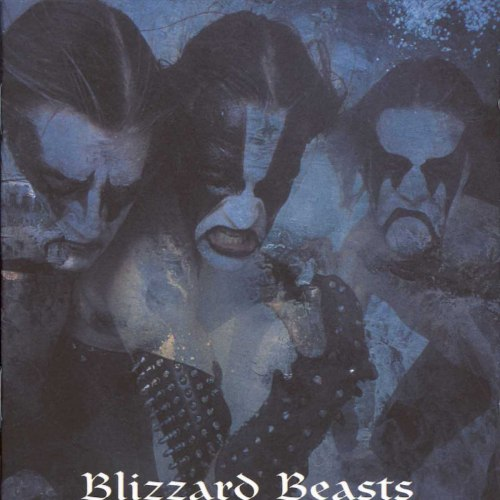 IMMORTAL - Blizzard Beasts CD Nordic Metal