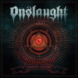 ONSLAUGHT - Generation Antichrist CD Thrash Metal